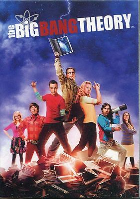 The Big Bang Theory Season 5 Complete 68 Card Base Set
