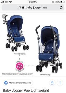 NEW Baby Jogger VUE