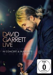 David Garrett Live-In Concert & in Private von David Garrett (2011) - <span itemprop='availableAtOrFrom'>Künzell, Deutschland</span> - David Garrett Live-In Concert & in Private von David Garrett (2011) - Künzell, Deutschland