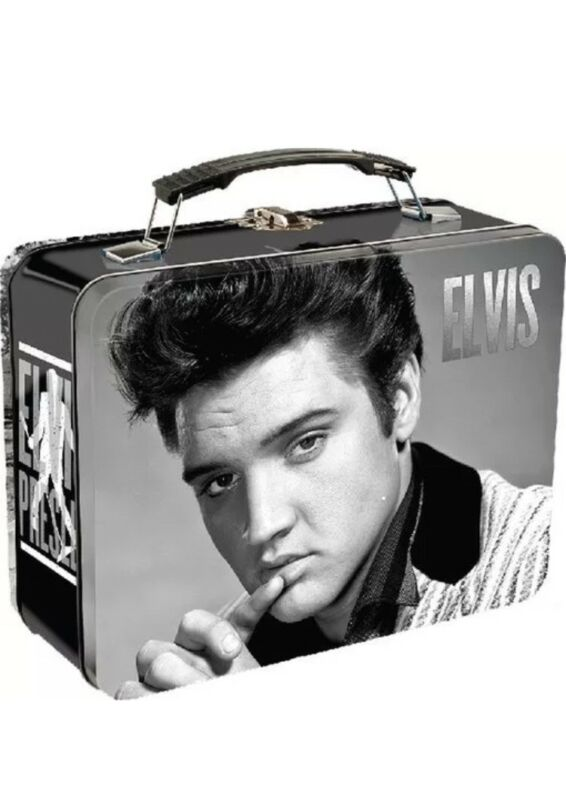 Elvis Presley: Lunch Box