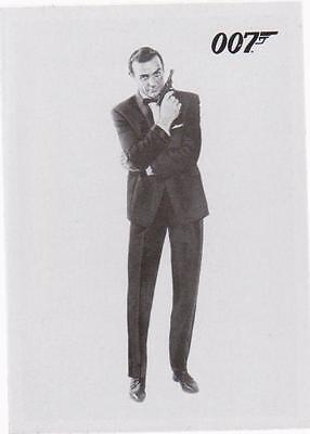 JAMES BOND 007 50th ANNIVERSARY FROM RUSSIA WITH LOVE 108-Card COMPLETE Set