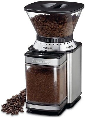 Cuisinart DBM-8 Coffee Grinder, Supreme Grind Automatic Burr