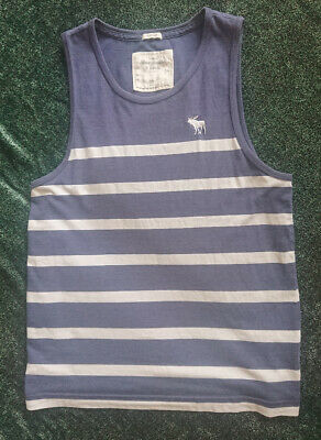 Abercrombie & Fitch Sleeveless T-shirt