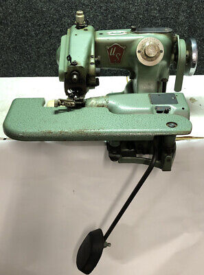 Us Blindstitch 718-2 Industrial Commercial Blind Stitch Sewing Machine Head