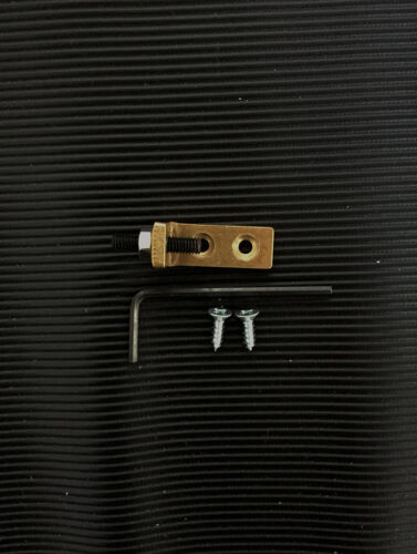 Tremolo Stopper Stabilizer for Floyd Rose and other floating guitar bridges