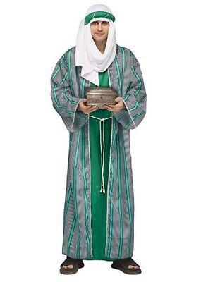 Fun World Wiseman Shepherd Costume Adult Standard - 3 Colors - Shepherd Costumes