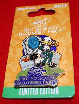 Disney Haunted Halloween Party (Disney Pin Mickey's Not So Scary Halloween Party 2014 Haunted Mansion)