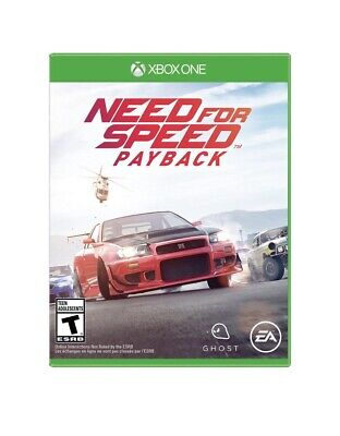 Need For Speed Payback Xbox One BEST SELLING Action Driving Racing VDO Game