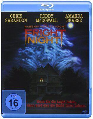 Die rabenschwarze Nacht - Fright Night [Blu-ray](NEU & OVP) Tom Holland ()