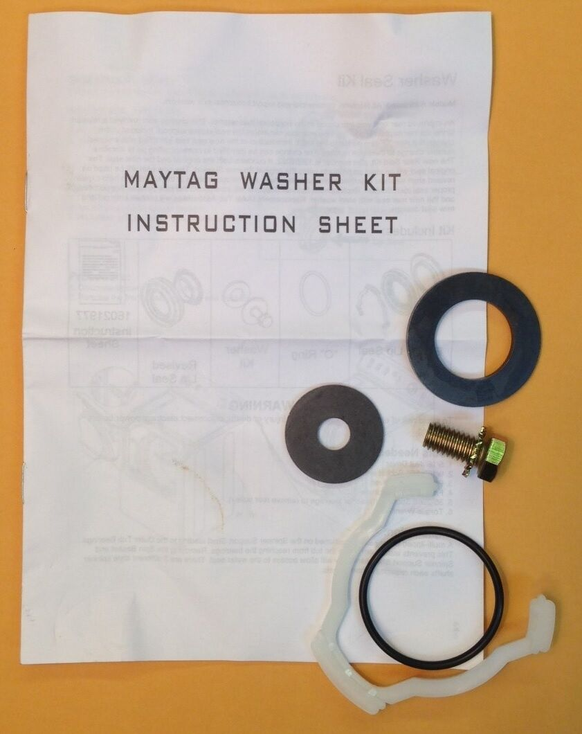 maytag front load washer
