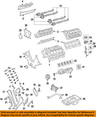 FORD OEM 15-17 Mustang-Valve Seal GR3Z6571A