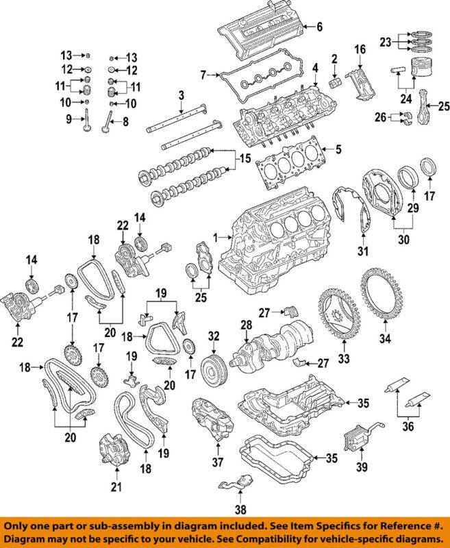 Audi Oem 2005 A6 Quattro-engine Cylinder Head 079103903hx