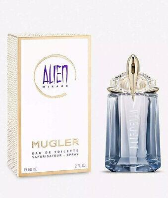 Brand New!! Mugler Alien Mirage 60ml Eau De Toilette Woman's Fragrance Spray!!