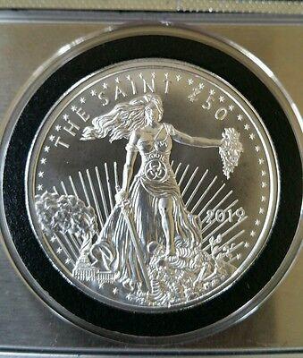Walking Dead Girl Zombie (Walking Dead The Saint zombie zombucks 1 oz .999 silver st guadens hero)
