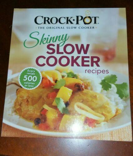 CROCK-POT® The Original Skinny Slow Cooker Recipes