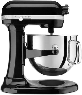 KitchenAid 7-Quart Pro Line Bowl-Lift Stand Mixer | Onyx Black