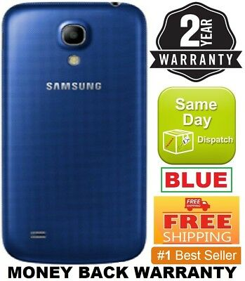 Battery Back Door Replacement Cover For Samsung Galaxy S4 BLUE i9500 i9505 i337 Blue Back Door Cover