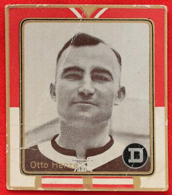 FOOTBALL BILD KÖNIG Fußball 1935/36 UNVERGESSEN † OTTO HENZE * DESSAU 05