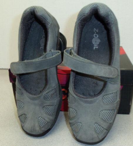 Z-Coil Zueco Clog-Strap Pain Relief Shoes