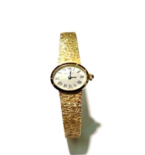 Tiffany & Co. 14K Yellow Gold Ladies Watch