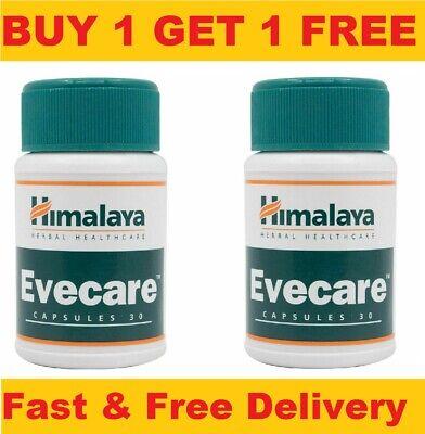 Himalaya Evecare Capsule Irregular Menstural & Painless Periods | 30 Tablets
