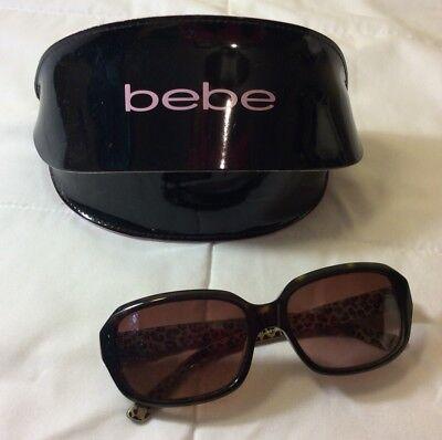 Bebe Sunglasses Finest BB7080 Tortoise 57/17/135 (Finest Sunglasses)