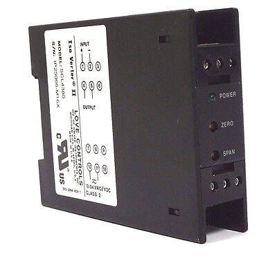 Love Controls Scl4380 Signal Conditioner