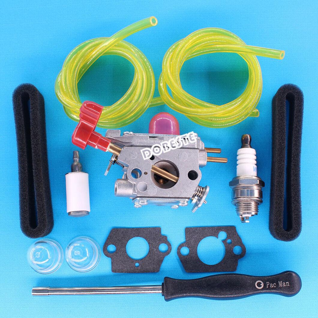 Carburetor Carb Kit for Murray MTD Troy-Bilt TB35EC Remington RM430 Leaf Blower