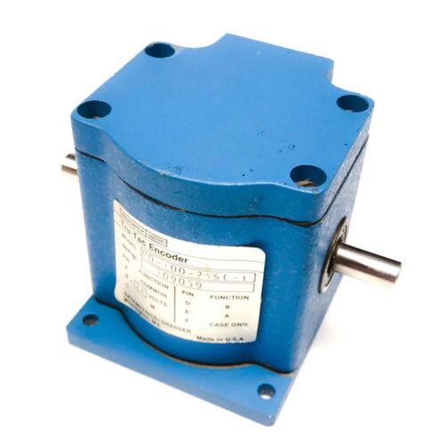 Datametrics U0-100-24SE-1 Tru-Tac Encoder, 24V