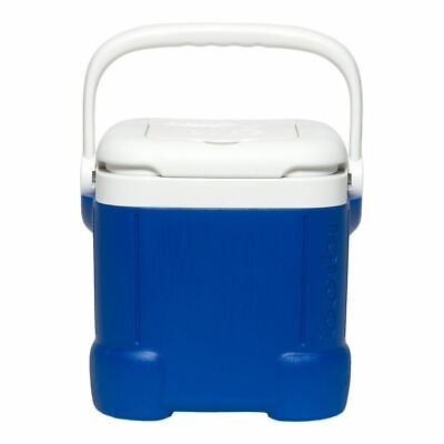 IGLOO ICE CUBE 14 COOL BOX 11L COMPACT COOLER CAMPING SPORTS PICNIC BLUE