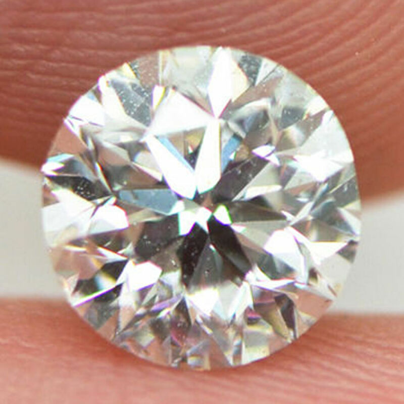 Loose Round Shaped Diamond 1.70 Carat G/vs2 Eye Clean Natural Enhanced For Ring