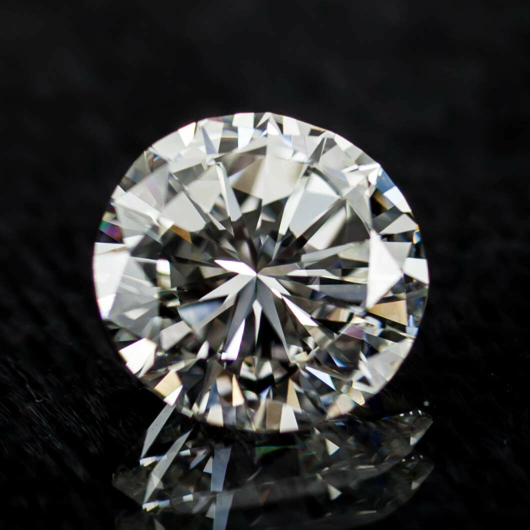 2.03 Carat Loose H / VS1 Round Brilliant Cut Diamond GIA Certified