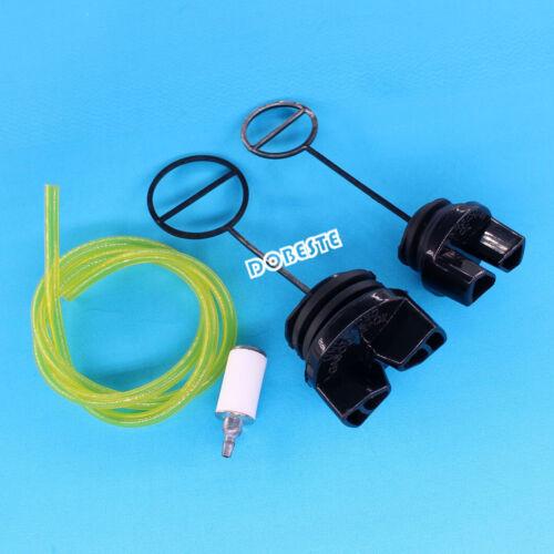 Gas Oil w/ Fuel Cap Kit For Poulan Pro PP230 PP260 PP210 PP221 PP221LE Chiansaw
