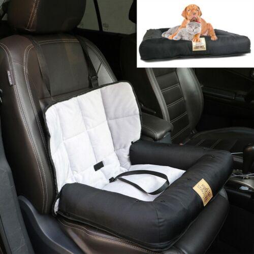Hundeautositz Hundesitz Luxus Wasserdicht Hundebett Autokörbchen Autositz M/L