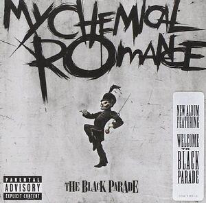 MY CHEMICAL ROMANCE - THE BLACK PARADE: CD ALBUM (2006)