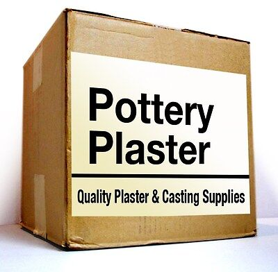 SLOW SET POTTERY  PLASTER  -  28 Lbs  for  $36  -  FREE SHIPPING