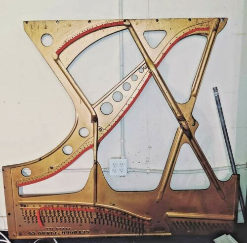 SEYBOLD PIANO HARP
