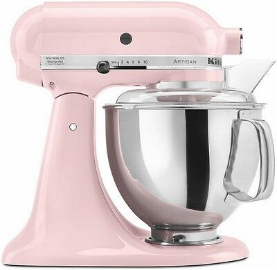 KitchenAid 5 Quart Artisan Stand Mixer -  Pink