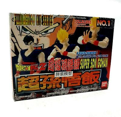 "Vintage DRAGONBALL Z anime manga SUPER SON GOHAN 6"" figure kit  by Bandai"