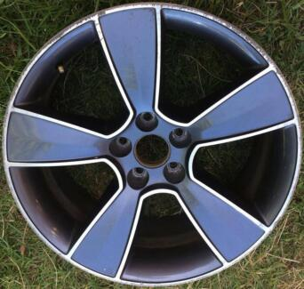 1x Ford Falcon FG Mk1 Series 1 XR50 alloy rim wheel 19 inch XR6 Epping Whittlesea Area Preview