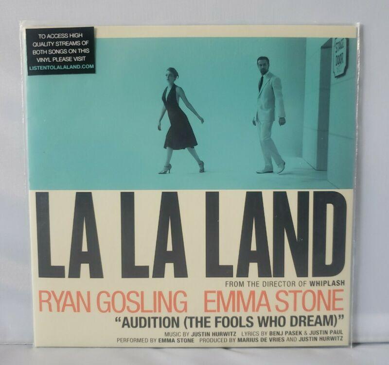 LA LA LAND Movie Collector's Vinyl EP Record
