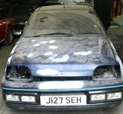 Ford-Fiesta-XR2i-Mk4-1991-Project