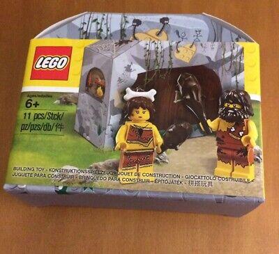 LEGO 5004936 Iconic Cave Caveman Cavewoman Minifigures