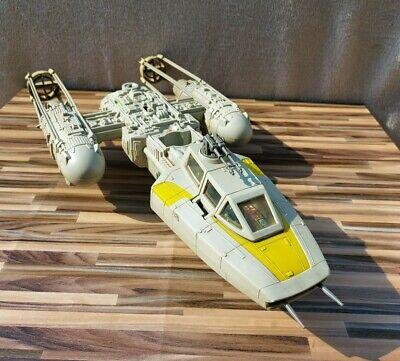 VINTAGE STAR WARS Y-WING FIGHTER 1983 Kenner starship