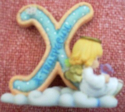 Precious Moments By Enesco Letter X (x-traspecial