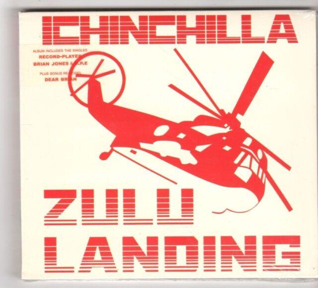 (GX362) Ichinchilla, Zulu Landing - 2007 sealed CD