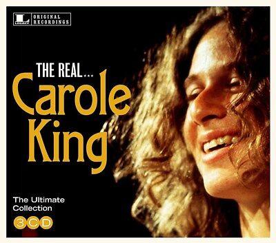 The Real... Carole King - Carole King (Album) [CD]