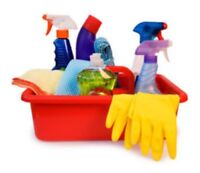 Cleaning services flat rate