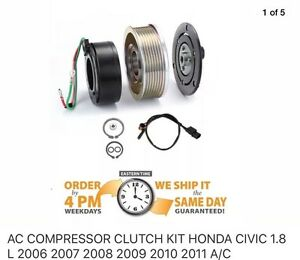 Honda Civic AC compressor clutch kit 2006-2007-2008-2009-2010-11