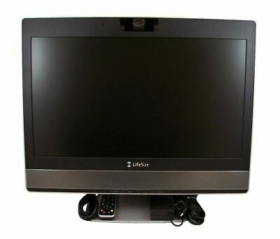 Lifesize Unity 50 Video Conferencing Monitor 440-00126-901 With Power And Remote